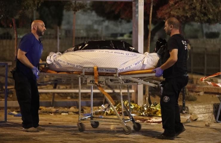 IS võttis vastutuse Iisraeli politseiniku pussitamise eest