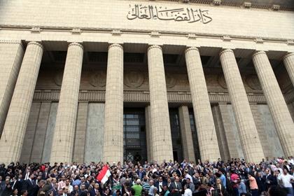 Egiptuse kohus mõistis surma 31 islamisti
