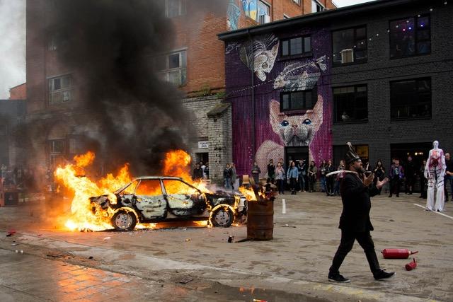 Tallinn Art Week 2017 lõpetab täna vastuolulise ja kurikuulsa Performance Festivaliga