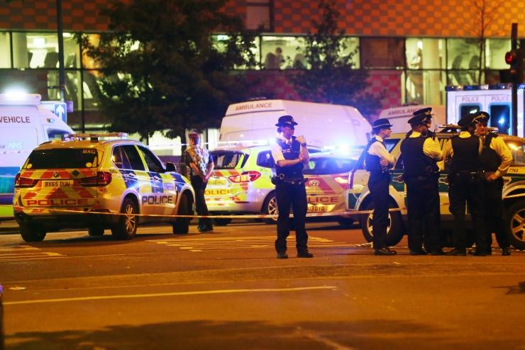 Londoni rünnakus sai surma üks ja viga kaheksa inimest