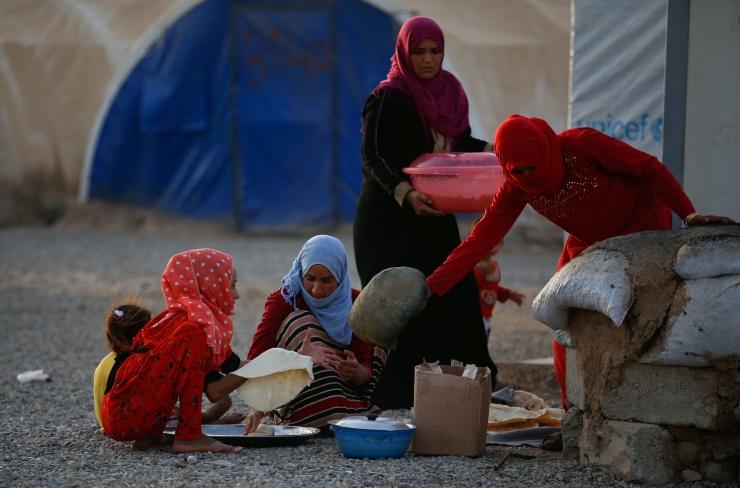 ÜRO: maailmas on 65,6 miljonit põgenikku