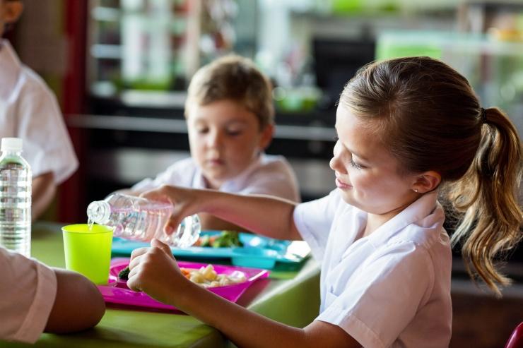 VANEMAD: Tänu tasuta toidule ei jää tervislikust einest ilma ükski laps