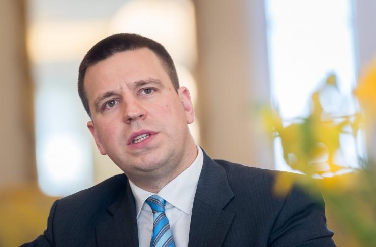 Peaminister Ratas: Arvo Pärt on teinud  Eestit maailmas suuremaks