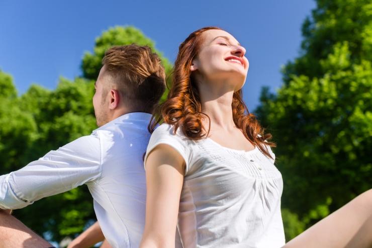 Päikese käes olemine toob tervise ja elujõu