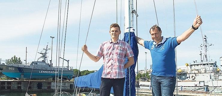 Meisterlik Meredraakon: Tallinnas võiks kõik õpilased vähemalt korra merel käia