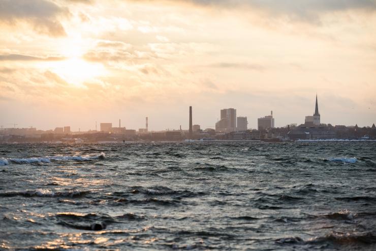 Soome lahel on teisipäeval oodata kuni kolmemeetriseid laineid