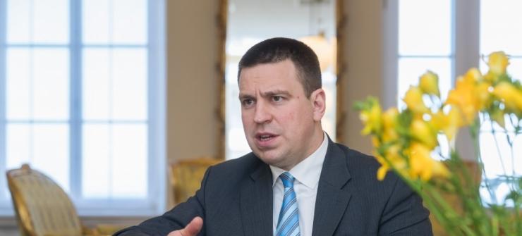 Ratas: inimesed ei taha Tallinna lõhkumist
