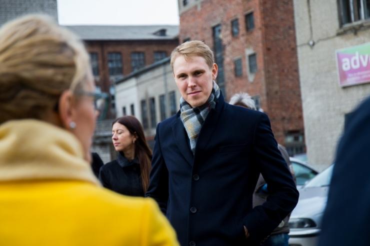 Kaljulaid: Sõõrumaa valimisliit pakub alternatiivi Reformierakonna valijatele