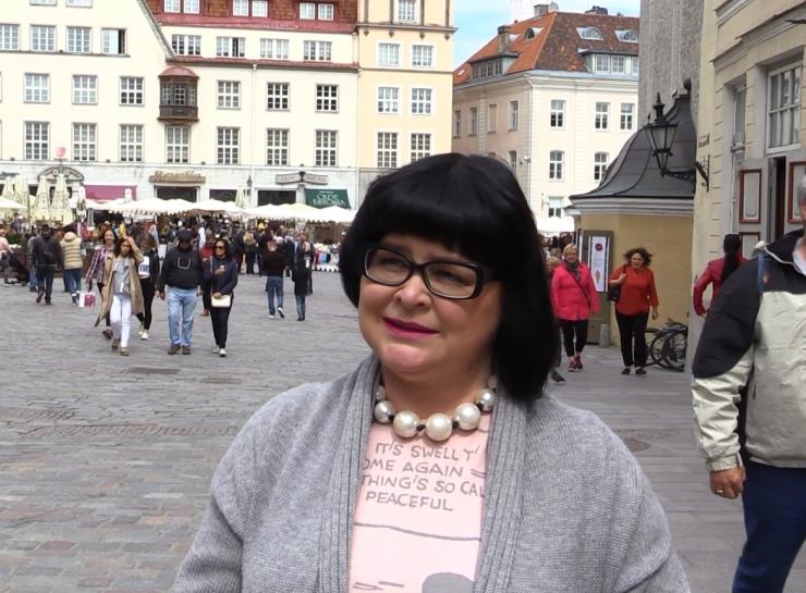 Marina: vene lastel oleks väga lihtne ära õppida eesti keel, kui nad oleksid eestikeelses keskkonnas