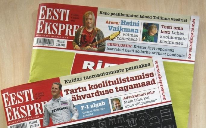Tööinspektsioon Ekspressi Meediat lehelaste pärast ei trahvi