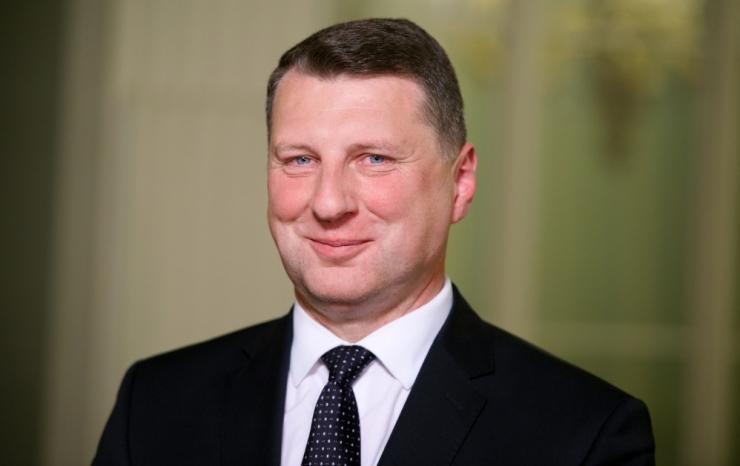 Vējonis: Läti presidenti valigu juba 2019. aastal rahvas