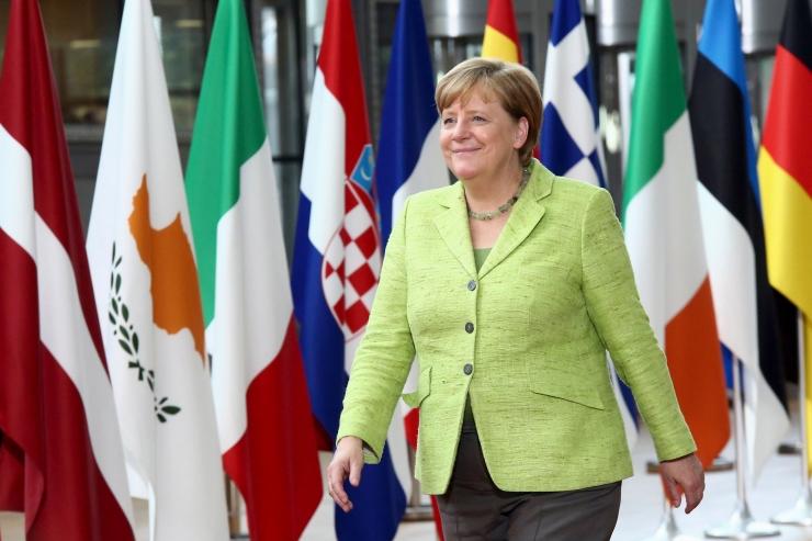 Merkel: EL-i tulevik on tähtsam kui Brexiti-kõnelused