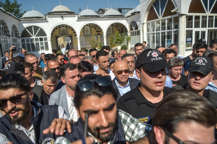 Türgi võimud keelasid Istanbuli homomarsi