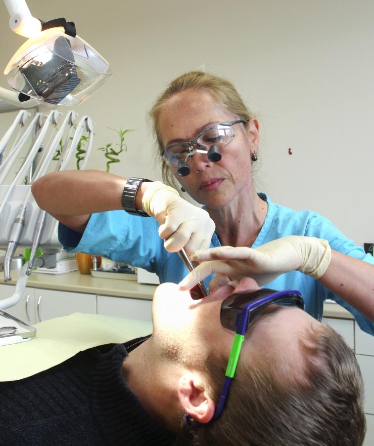 Hambaproteeside hüvitamiseks kulub tänavu 7,69 miljonit