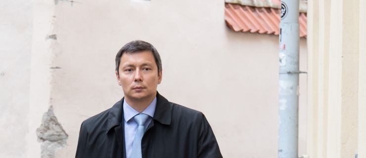 Kõlvart: soovin linnapea kandidaadile Rainer Vakrale rohkem julgust
