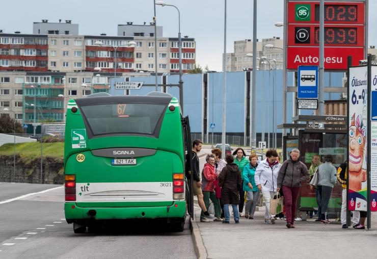 Bussiliinid nr 34A, 38 ja 49 suunatakse ümbersõidule