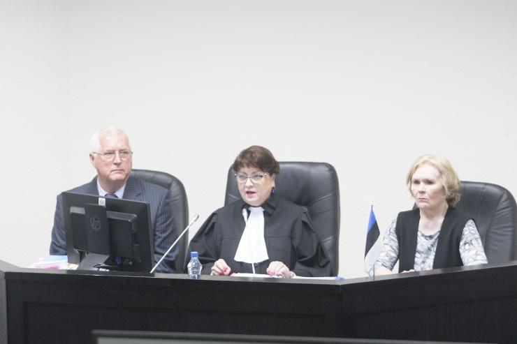 Savisaare protsessi kohtunik: poleks uskunud, et eestlane võib nii verejanuline olla