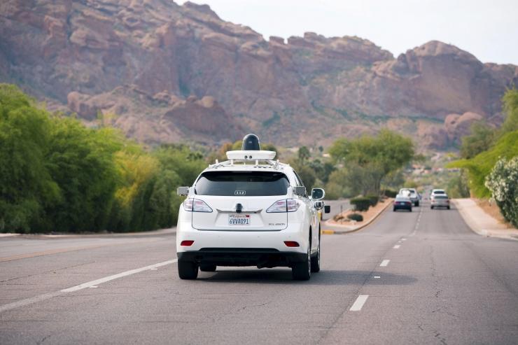 Autojuhid ei ole valmis sõiduki juhtimist tehnoloogiale loovutama