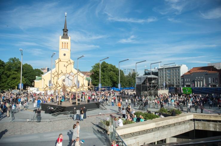 FT: Eesti eesistumise avakontsert oli unustamatu etendus
