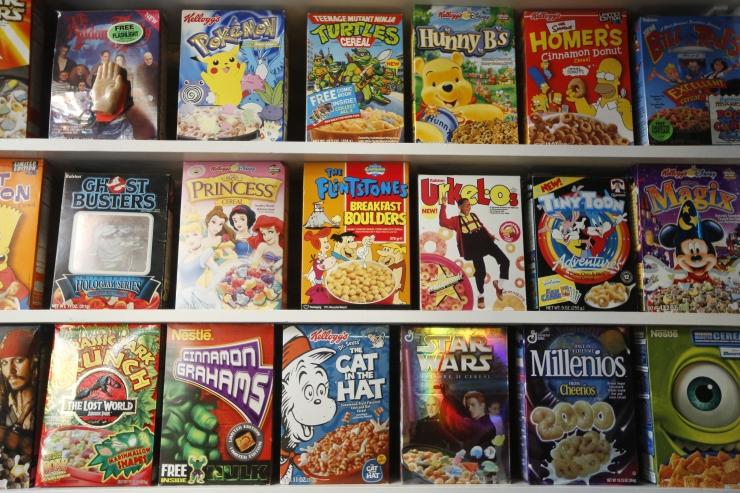 Uuring: lastele reklaamitud toidust pool on rämpstoit