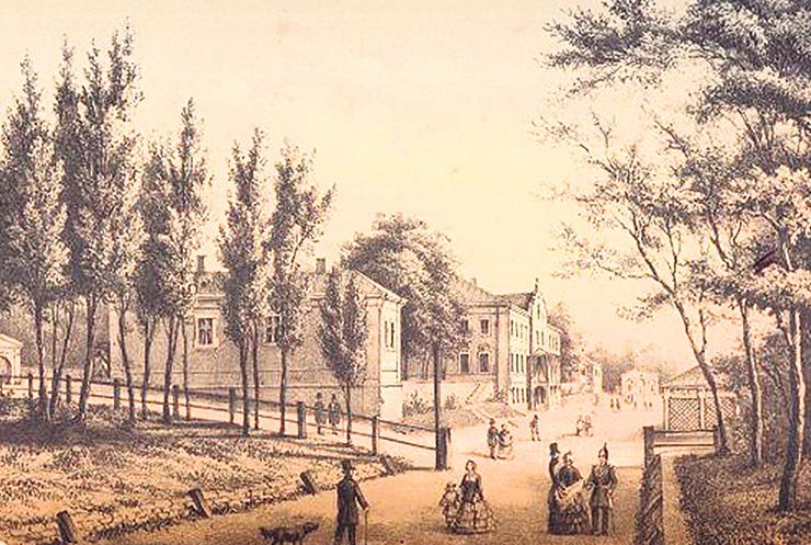 Kadrioru parki tuli rajama paavsti arhitekt Roomast