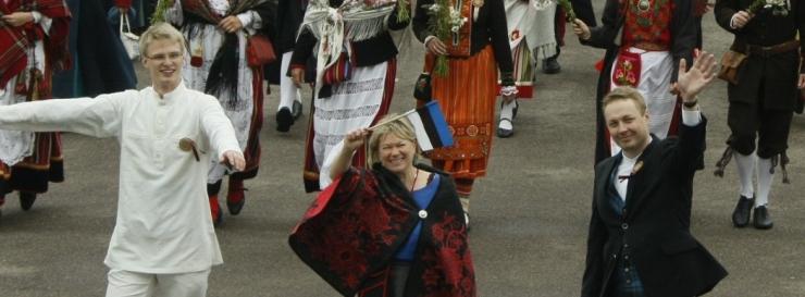 HELI JÜRGENSON: Laulupidu on Eesti identiteedi, vabaduse ja puhta elurõõmu sümbol