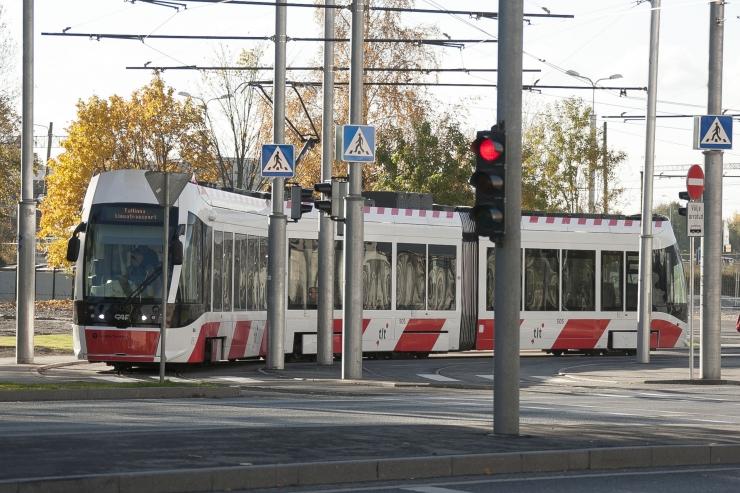 Liikuvuskava paneb linlased ühistransporti autole eelistama