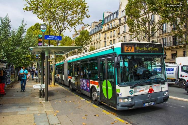 Pariis katsetab tasuta ühistransporti