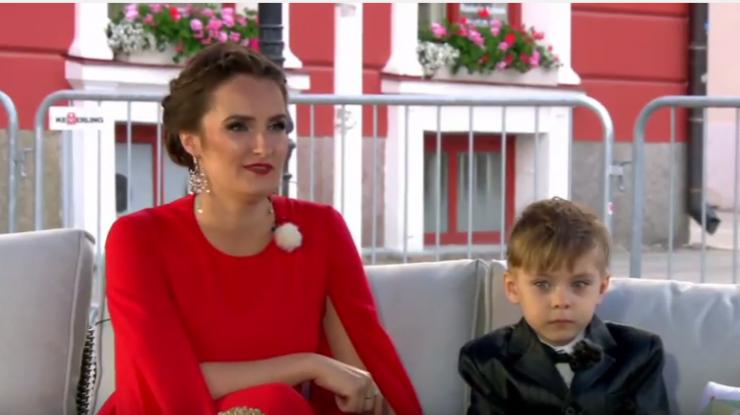VIDEO! Suvestuudios käisid imearmas rahva lemmik Oliver ja Maria Listra