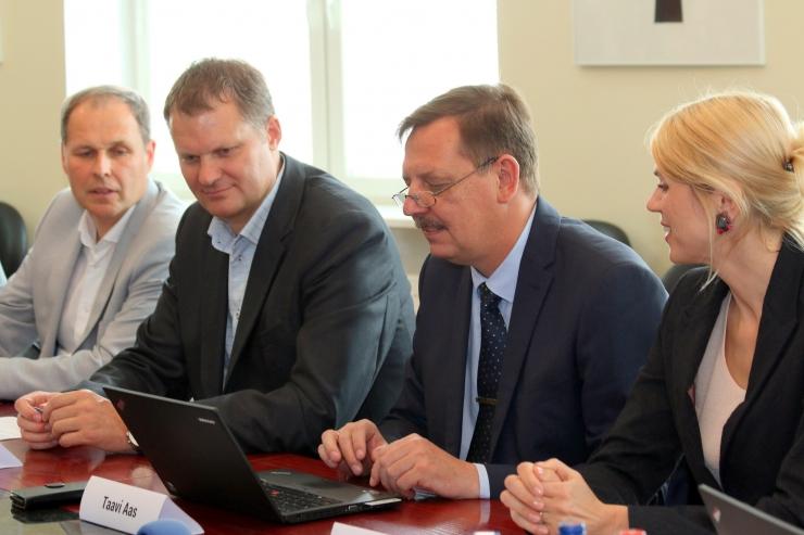 VIDEO! Täna allkirjastati ühisdeklaratsioon, mille eesmärgiks on ergutada digitaalset ehitamist