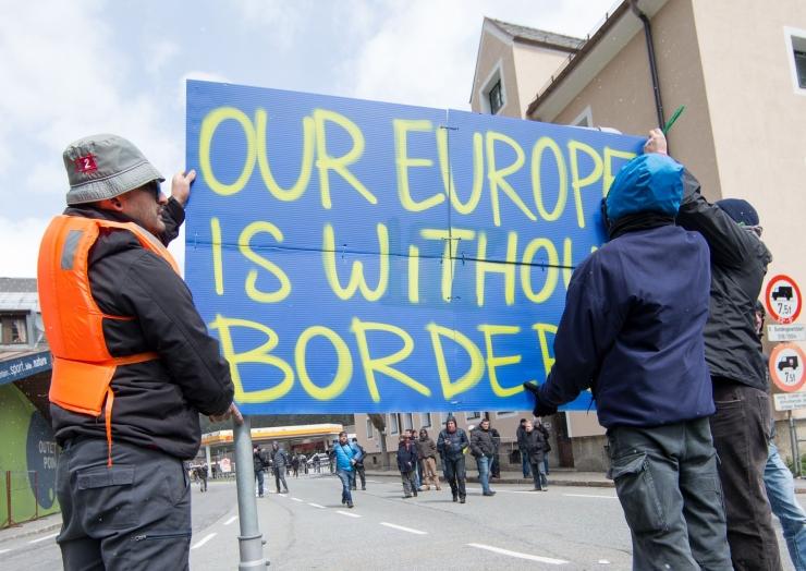 Austria: ajutist piirikontrolli Itaaliaga ei ole vaja