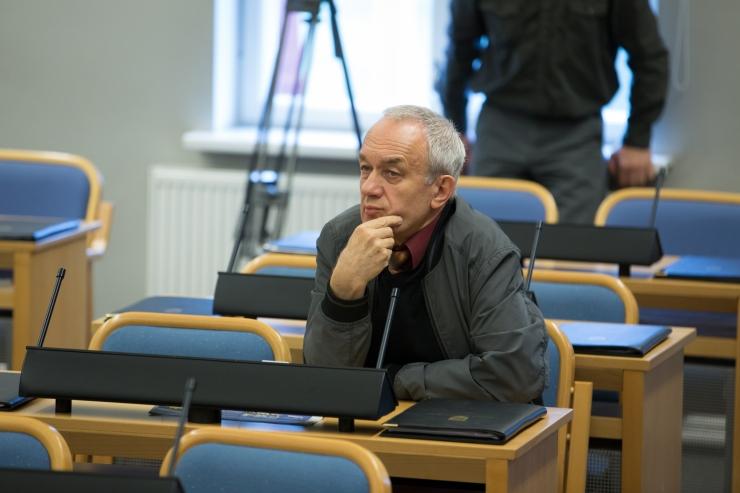 Jüri Ennet: erakonnasisene üksmeele puudumine on Eesti rahva tükeldamine