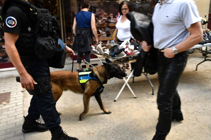 Prantsusmaal on tänavu nurjatud seitse terrorirünnakuplaani