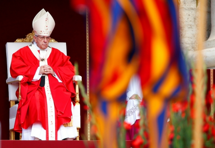 Paavst ärgitab G20 liidreid vaestele ja põgenikele keskenduma