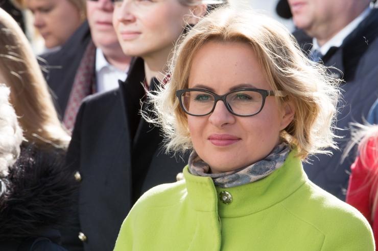 Maria Jufereva: Jaak, pühenda Lasnamäe patrullimisele rohkem aega!