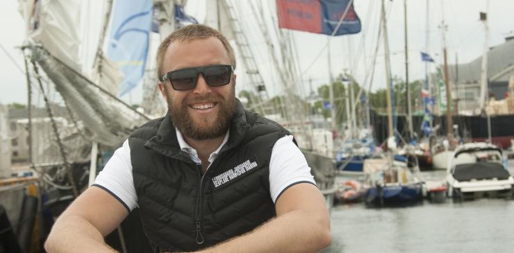 FOTOD JA VIDEO! Lennusadama kapten: Merepäevadel Tallinna saabuvad laevad on iga sadama au ja uhkus