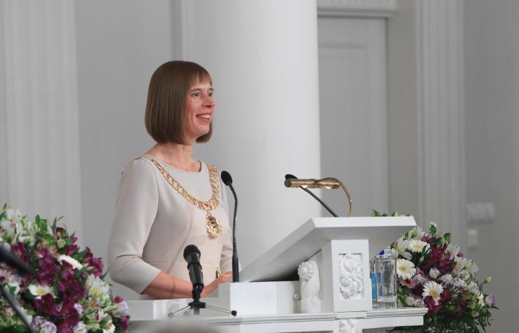 Kaljulaid: Eesti pääs ÜRO Julgeolekunõukogusse kasvatab meie nähtavust