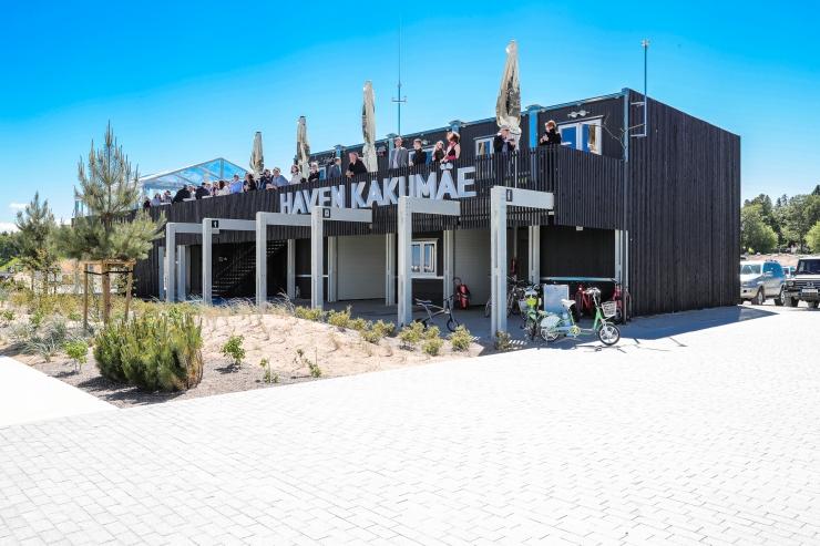 Haven Kakumäe merenduskeskus toob Tallinna merepäevadele uued tuuled