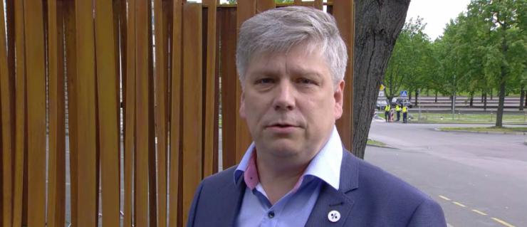 Euroopa keskkonnaministrid rääkisid pressikonverentsil ökoinnovatsioonist
