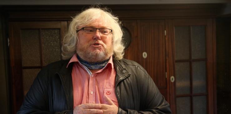 Meremuuseumi direktor: Eesti oli viikingite uks idasse