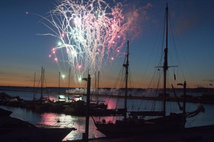 FOTOD! Tallinna Merepäevade eelavamine tõi kohale hulgaliselt merehuvilisi