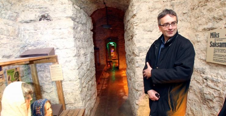 Bastioni käikudest on leidnud peavarju nii pühakud kui ka mässumeelsed punknoored