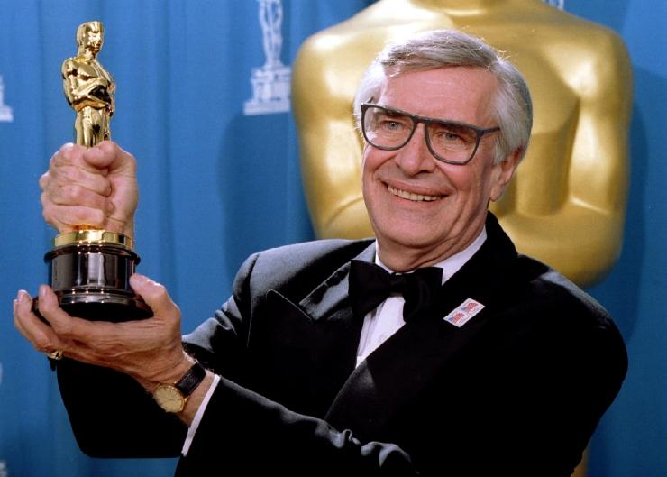 Suri Oscariga pärjatud USA näitleja Martin Landau