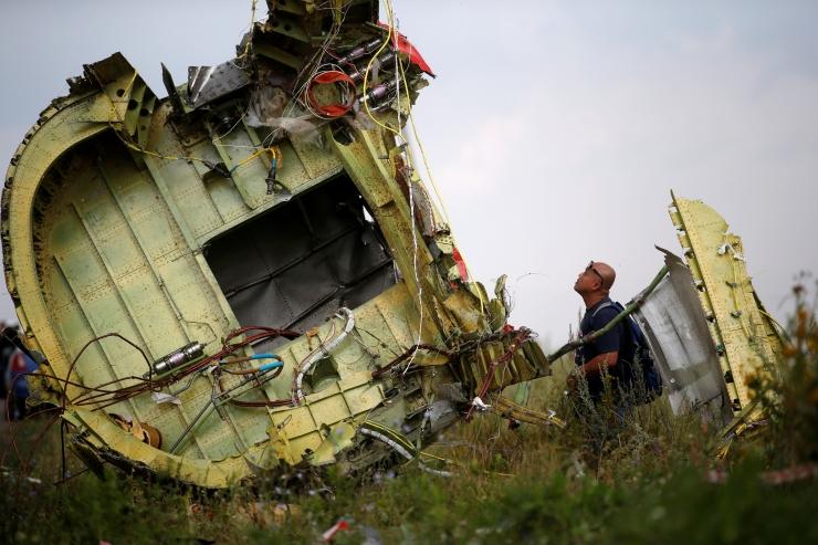 Eesti mälestab MH17 allatulistamise ohvreid ja ootab kohtupidamist