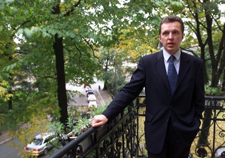 Riigikogu kantselei direktor ametikohal alustas tööd Peep Jahilo