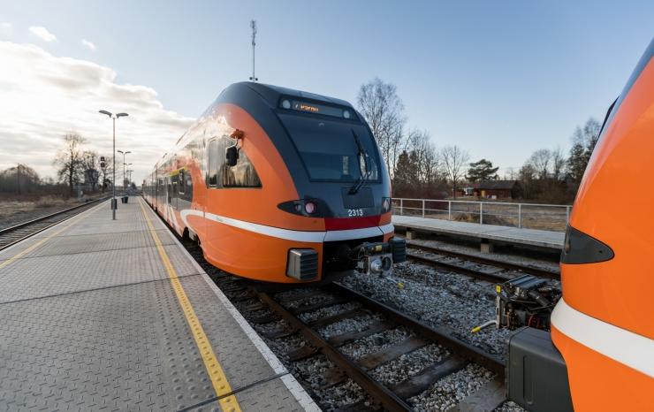 Valitsus otsustas 2019. aastast peatada rongiühenduse Pärnuga