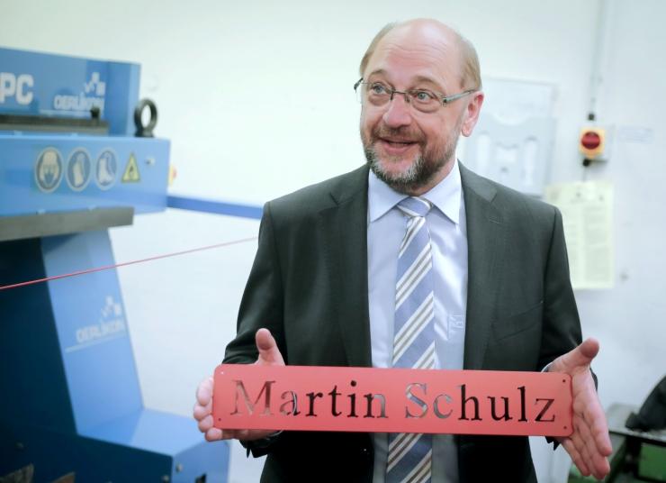 Schulz seab Eestit eeskujuks digitaalses asjaajamises