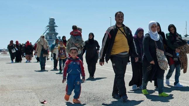 Veel üks pagulaspere ületas väljaspool Eestit viibimise tähtaja