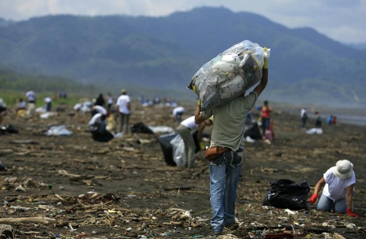 ANALÜÜS: Maailmas on üle üheksa miljardi tonni plastikjäätmeid