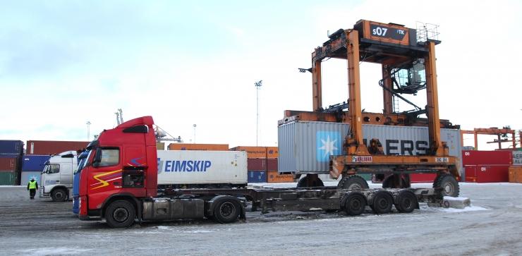 EVR Cargo nõukogu otsustab vagunite rendiäri tuleviku augustis